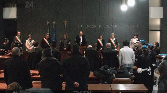 Genova - condanna Rasero