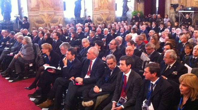 laurea honoris causa a Saviano