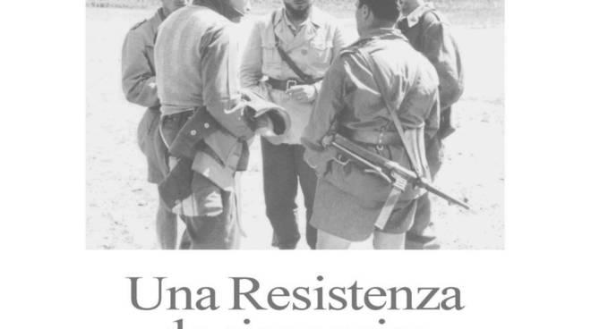 """libro partigiano """"Mauri"""", Resistenza"""