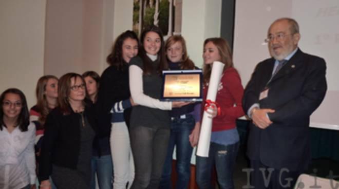 Liceo Grassi Savona premiazione