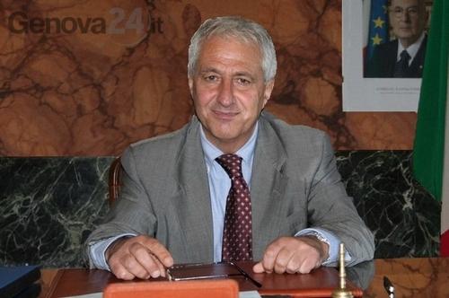Luigi Gambino sindaco Arenzano