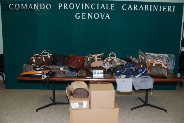 merce contraffatta carabinieri