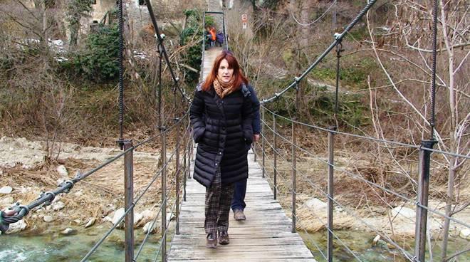Murialdo - vertice frana - Paita ponte