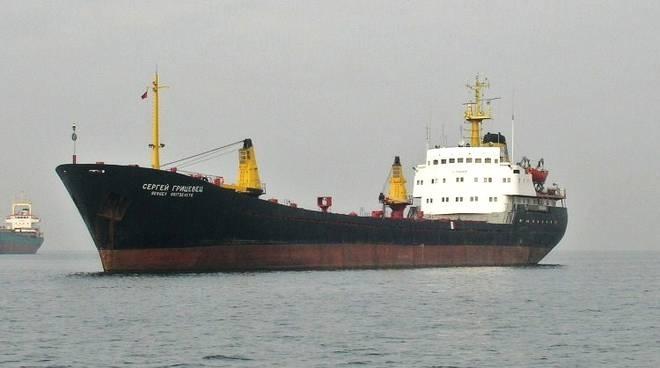 nave motonave cargo