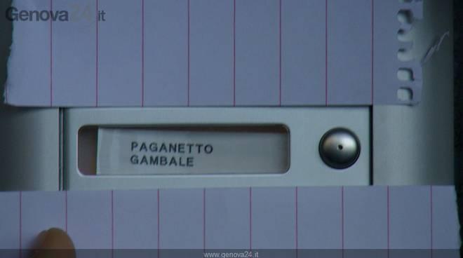 Omicidio Genova Peglio