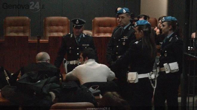 Omicidio Bruno, la Cassazione conferma la condanna per Sebastian Oriti