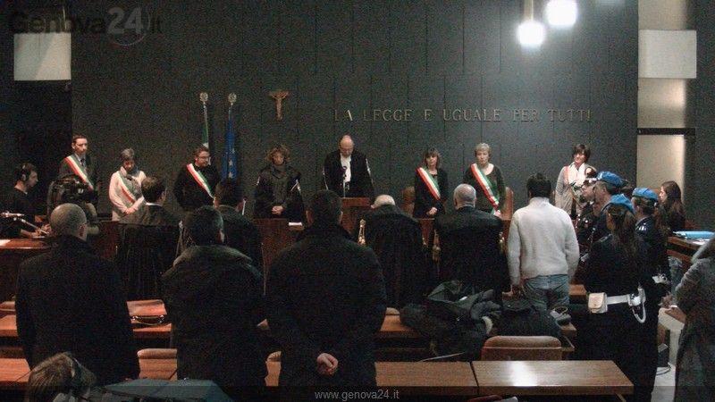 Processo Rasero - condannato a 26 anni