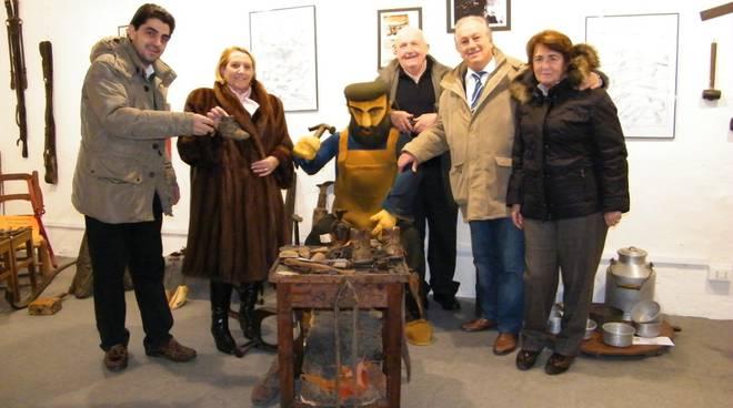 Rosy Guarnieri mostra antichi mestieri