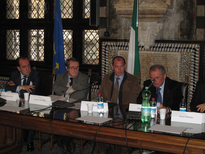 tavolo convegno governance