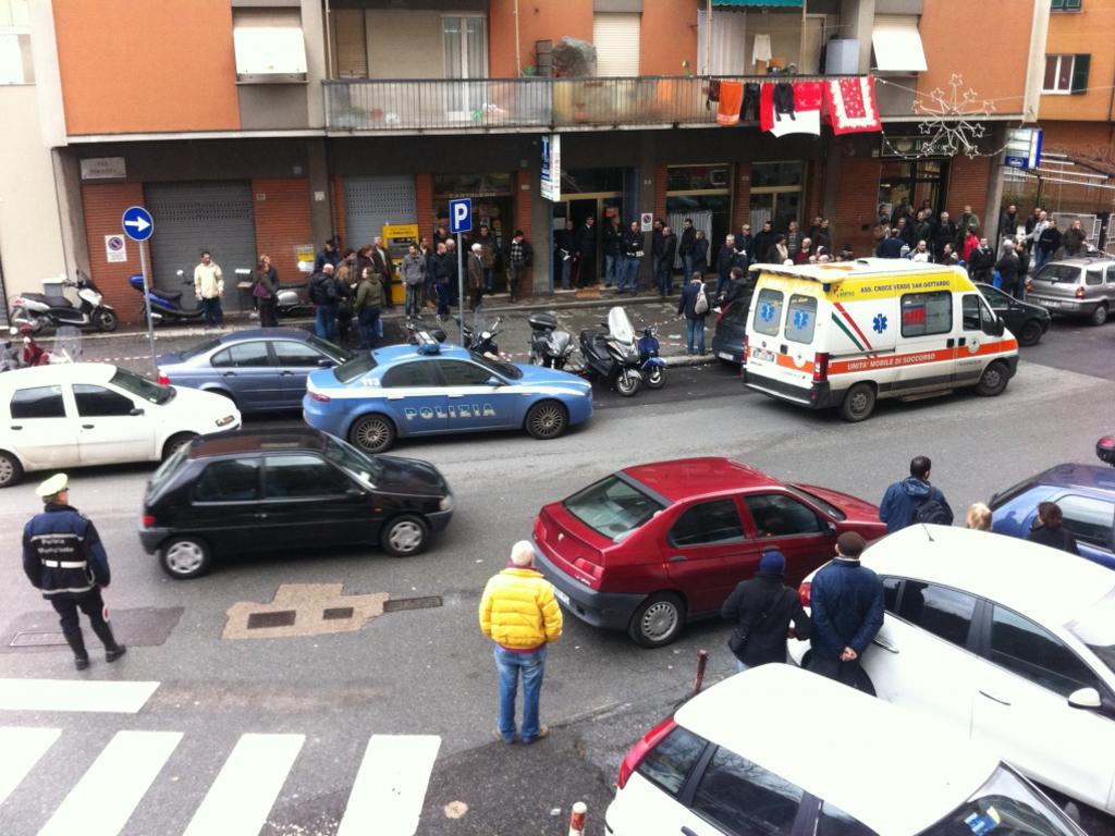 Via Piacenza - Attentato 09012011(III)