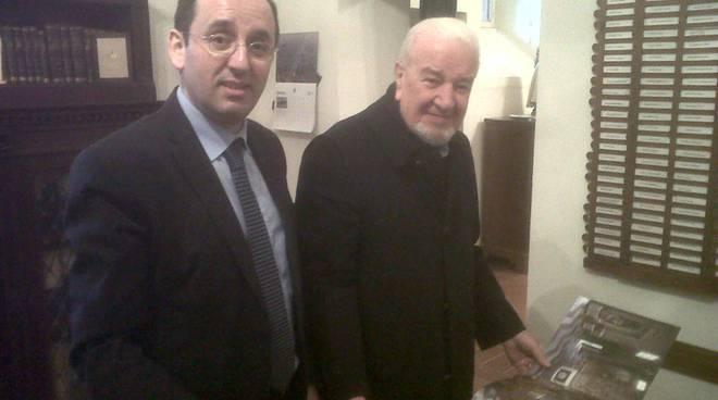 Angelo Berlangieri e Alberto Urbinati