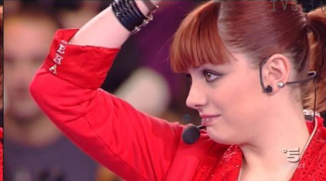 Annalisa Scarrone serale