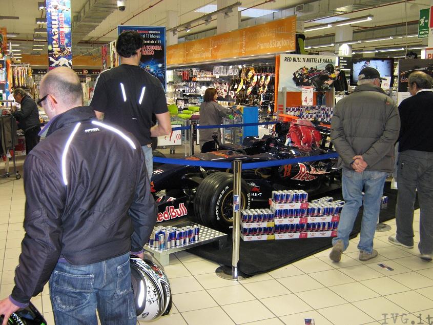 auto F1 Ipercoop