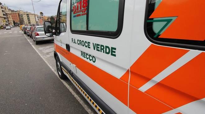 Automedica e ambulanza
