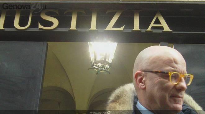 avvocato riccardo lamonaca, difensore Luca Delfino