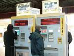 biglietteria automatica treno
