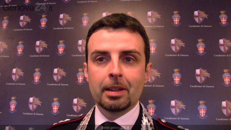 Breda pierantonio, comandante carabinieri san martino