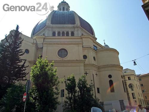 chiesa di santa zita genova