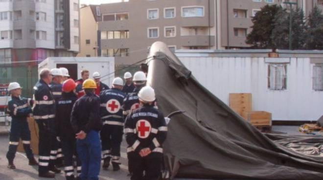 Corso operatori emergenza CRI