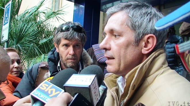 Davide Morelli, manager Kubica