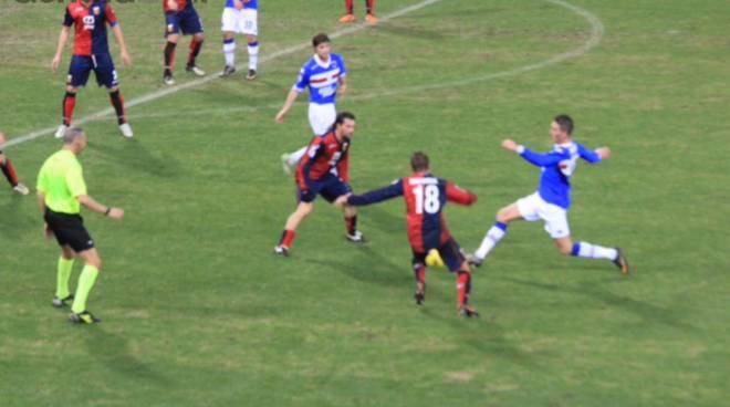 Derby Sampdoria Genoa recupero