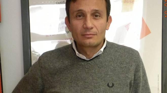Fabio Allegretti, segretario generale Nidil Cgil