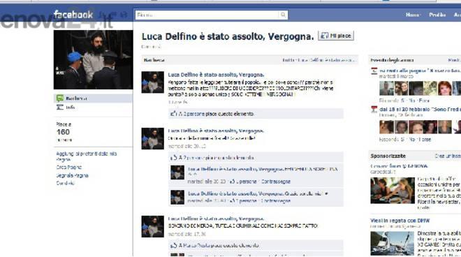 facebook pag delfino