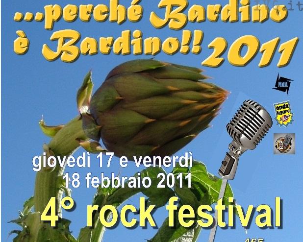 festival rock Bardino