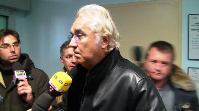 Flavio Briatore al Santa Corona
