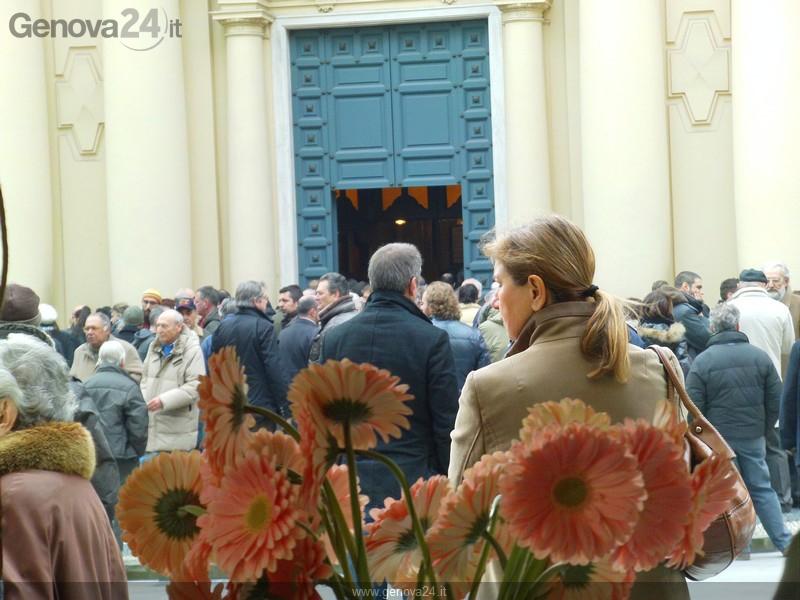 funerali marco corvisiero