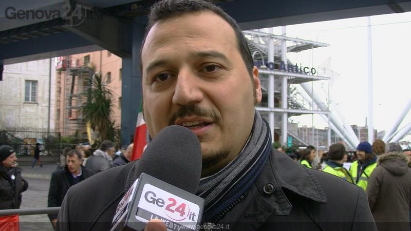 Giacomo Santoro Filt cgil