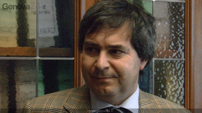 Giuseppe Castello, pres. Federfarma Genova