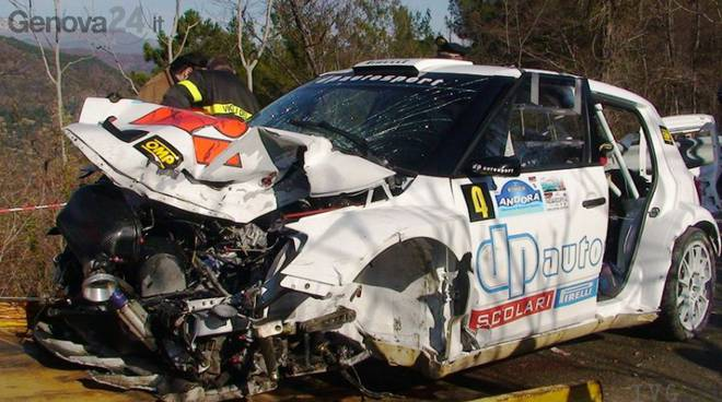incidente kubica