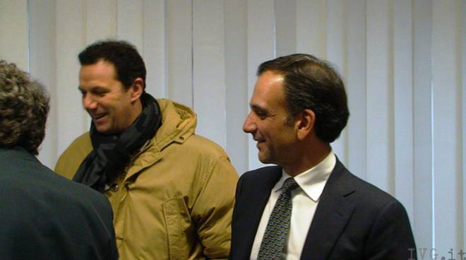 Incontro Berlinguer a Savona