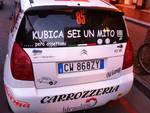 Kubica al Rally Ronde Andora