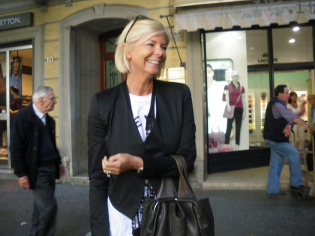 Lorenza Giudice Confcommercio