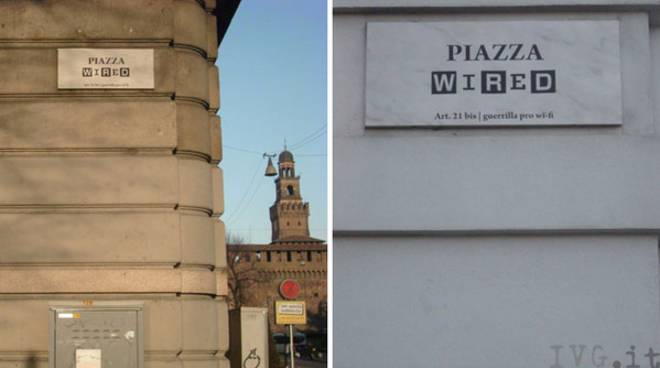 piazza wired
