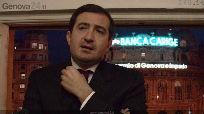 Pierluigi Vinai, vice presidente Carige