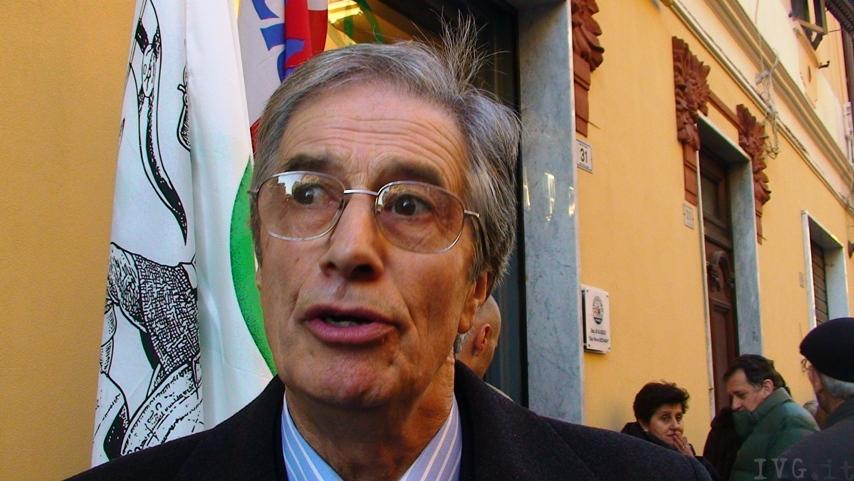 Piero Rocca - commissario Lega Nord Alassio