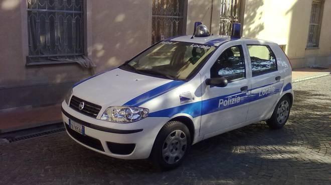 polizia locale Toirano