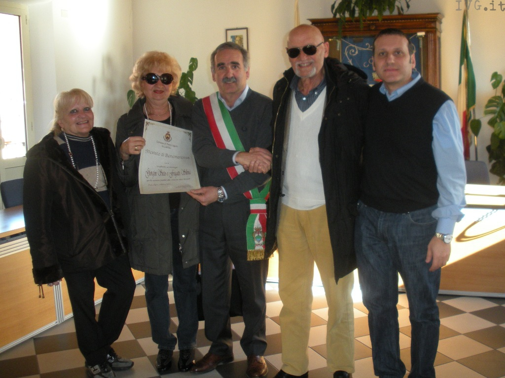 premiati turisti Hotel Casella, Pietra