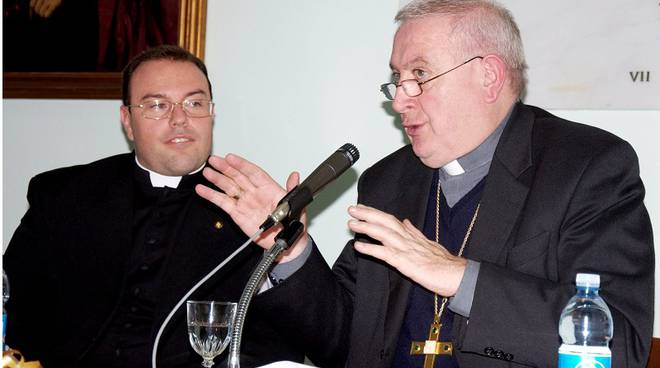 """""""Una Chiesa che educa"""" Albenga"""