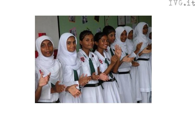 ragazze islamiche, donne, musulmane