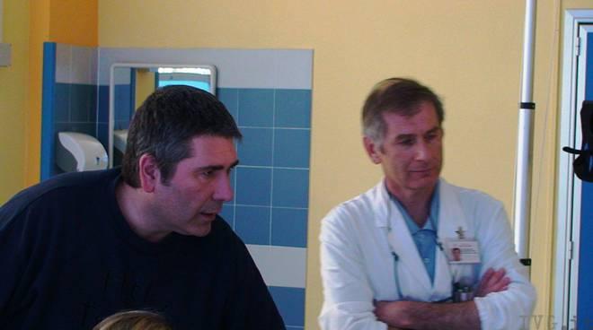 Riabilitazione Kubica - dott. Checchia