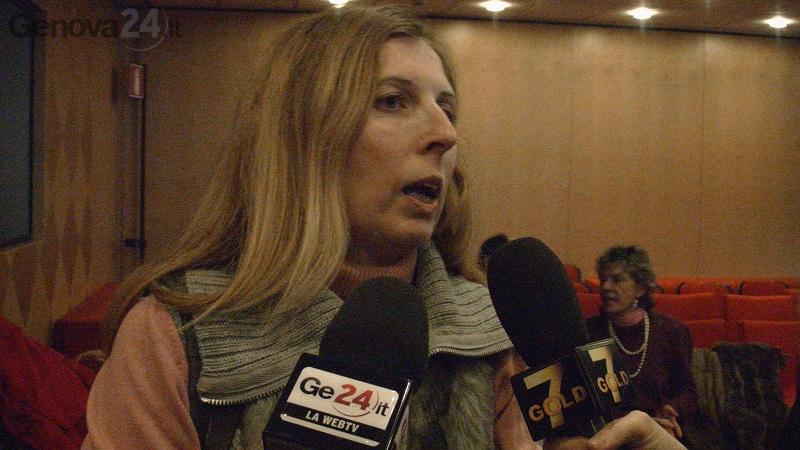 Sonia Zarino pendolari