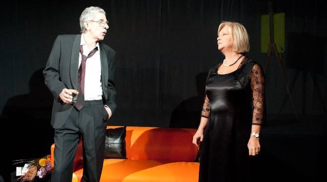 "teatro Albenga: ""Le attese"""