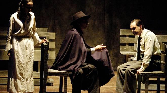 teatro Pietra: Canto per Vanzetti