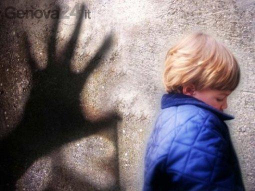 violenza bambino