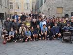 volontariato in piazza ad Albenga