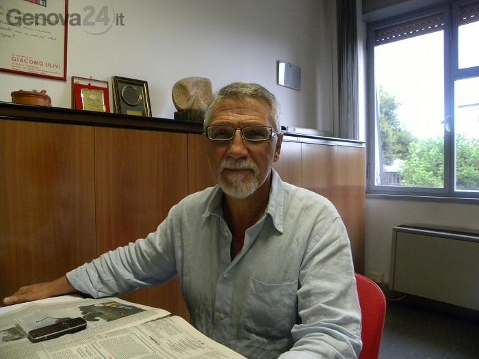 Walter Fabiocchi, segretario Spi Cgil